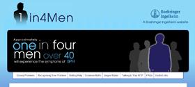 1 in 4 men